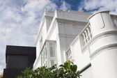 White building facade — Foto de Stock