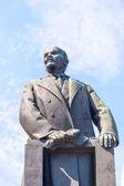 Statue of Lenin, Minsk — Stock Photo