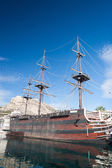 Harbour of Alicante, Spain — Stockfoto