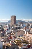 Cityscape of Alicante — Stock Photo