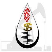 Entreprise pétrochimique — Vecteur