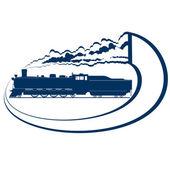 机车-1 — 图库矢量图片