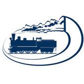 機関車 14 — ストックベクタ