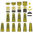 ������, ������: Turkish army insignia