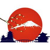 Japan. — Stock Vector