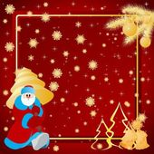 рождество — Cтоковый вектор