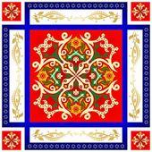Oriental pattern-5 — Stock Vector