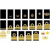 Canadian Navy insignia — Stock Vector