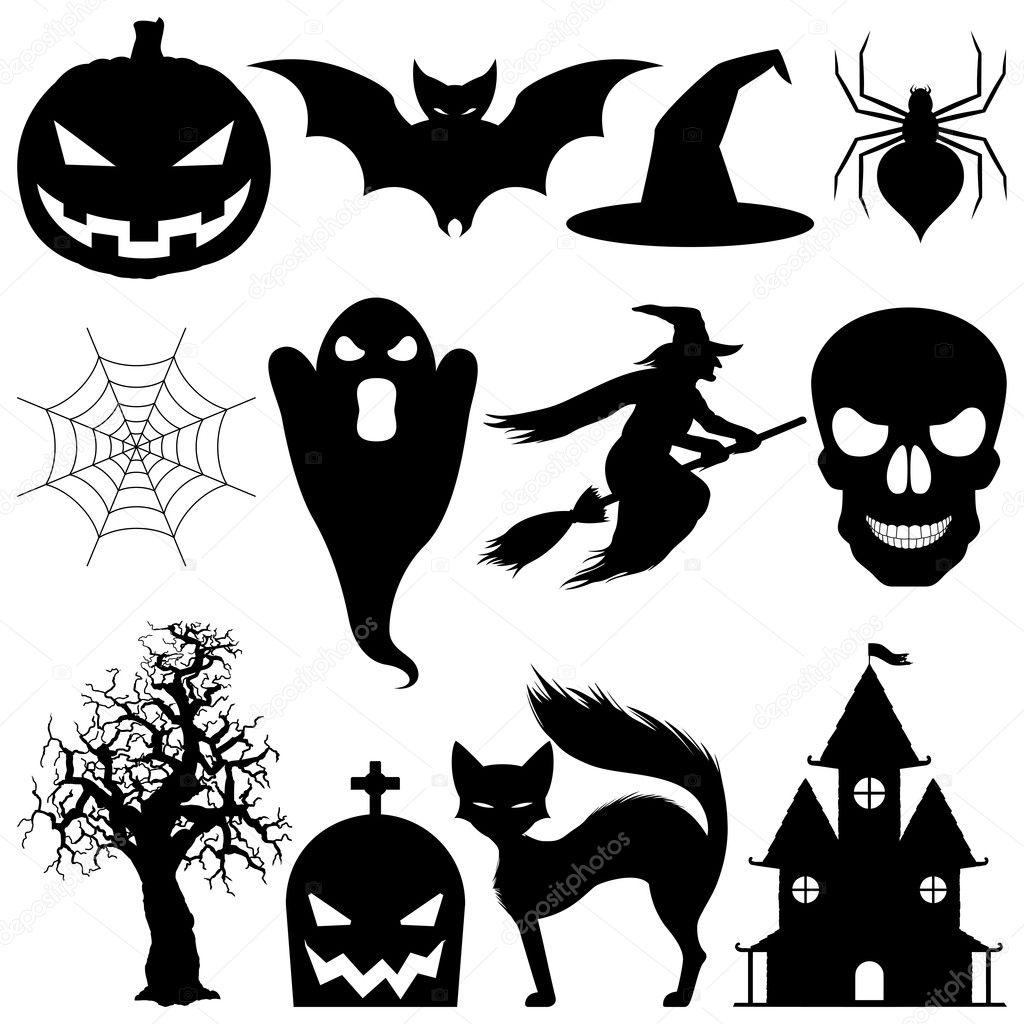 Шаблоны хэллоуин своими руками
