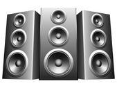 Speakers. — Stock Vector
