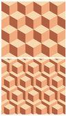 Geometrické vzory. — Stock vektor
