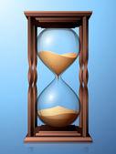 Hourglasses. — Stock Vector