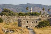 Fortress om Kos island, Greece — Stock Photo