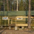 Finnish sauna — Stockfoto #13346452
