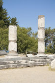 Archaic columns — Stock Photo