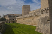Castle in Bari, Italy — Stock Photo