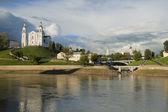 Vitebsk skyline — Stock Photo