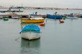 Pequeño puerto italiano — Foto de Stock