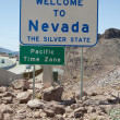 Welcome to Nevada — Stockfoto #33087499