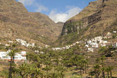 Village on La Gomera — Stock Photo