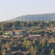Stock Photo: Panoramof villages near Jerusalem