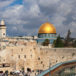 Wailing wall, Jerusalem — Stock Photo #16621127
