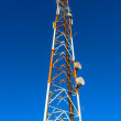 Antenna mast — Stock Photo