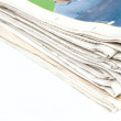 Newspapers — Stock Photo #19853013