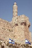 Torre di davide — Foto Stock
