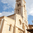 Stock Photo: LutherChurch of Redeemer, Jerusalem