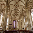 Stock Photo: Interior of old church in Munster, North Rhine-Westphalia, Germany