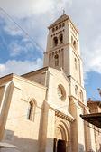 Iglesia luterana del redentor, jerusalén — Foto de Stock