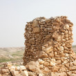 Stock Photo: Ruined tower