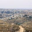 Dirt road to Palestinivillage — Stock Photo #30101457