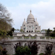 Basilica Sacre Couer — Stock Photo