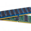DDR memory module — Stock Photo