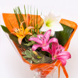 Stock Photo: Bouquet lily