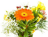 Big bright bouquet — Stock Photo