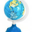 Canada on toy globe — Stock Photo