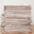 Newspapers — Stock Photo #30759549
