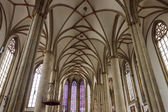 The interior of ancient church in Munster, North Rhine-Westphalia, Germany — Stock Photo