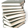 Books stack — Stock Photo
