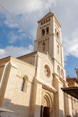 Jerusalem Lutheran Church of the Redeemer — Stock Photo