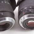Stock Photo: Lenses