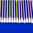 Hygienic swabs — Stock Photo