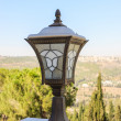 Metallic street lantern — Stock Photo #35134117