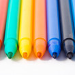 Felt-tip pens — Stock Photo