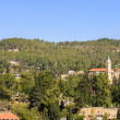 The village Ein Kerem — Stock Photo #35314665
