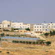 Some built houses in Palestinivillage — Stock Photo #35403163
