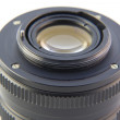 Stock Photo: Old lens